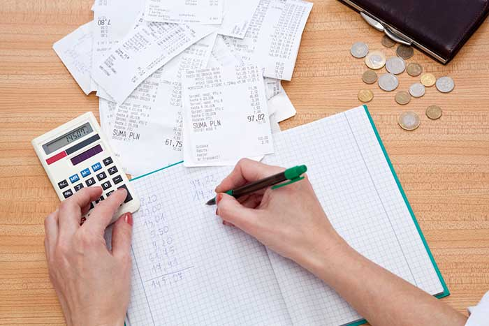 Tax Deductions without Receipts