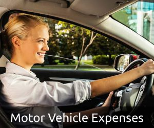 Motor Vehicle Expenses
