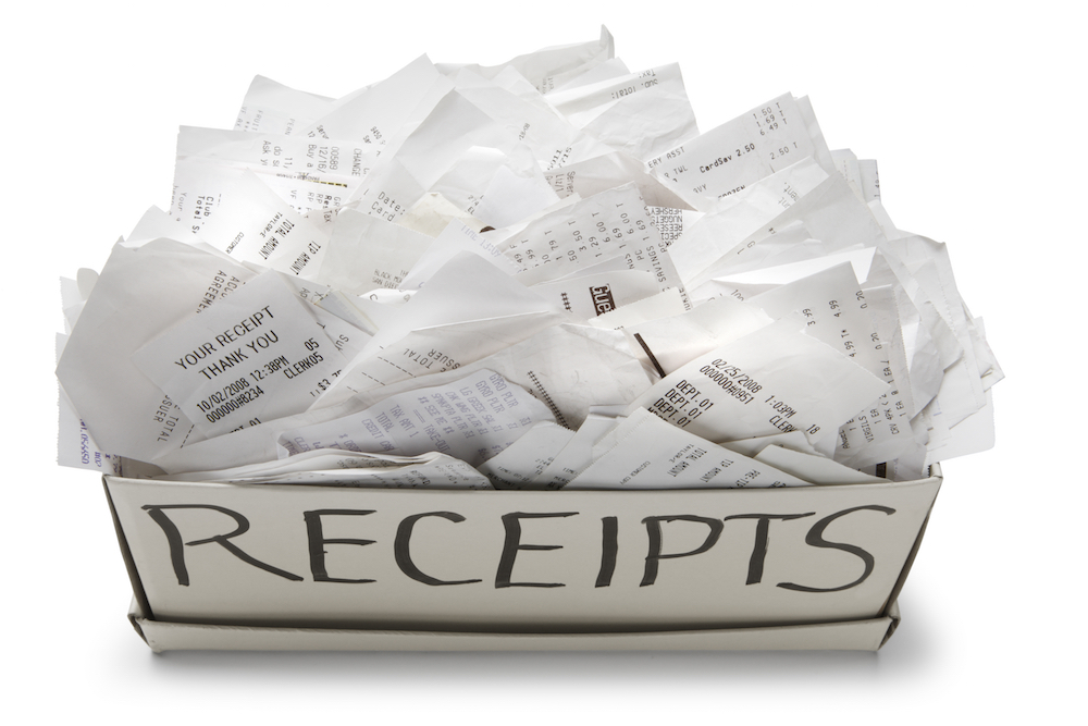 which receipts should i keep for tax online tax australia
