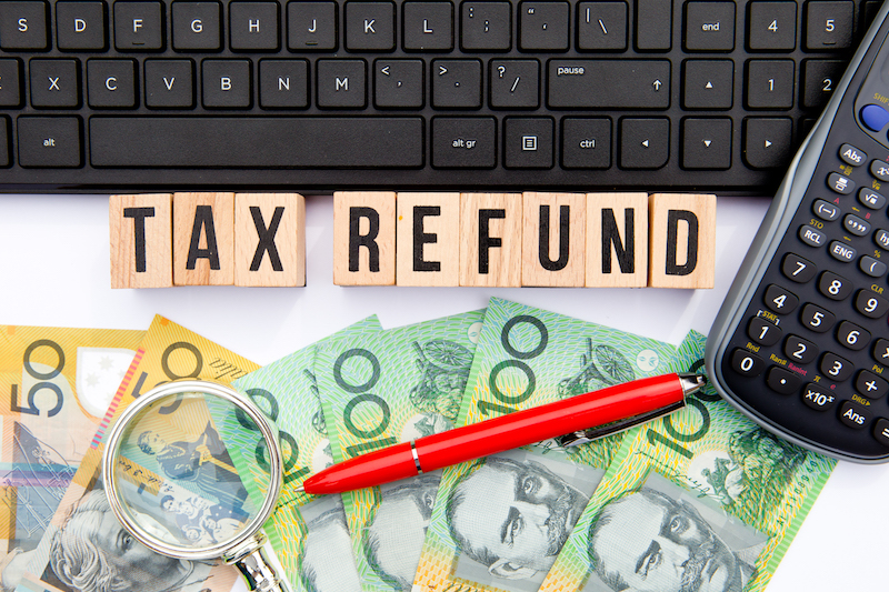 Superannuation Refund