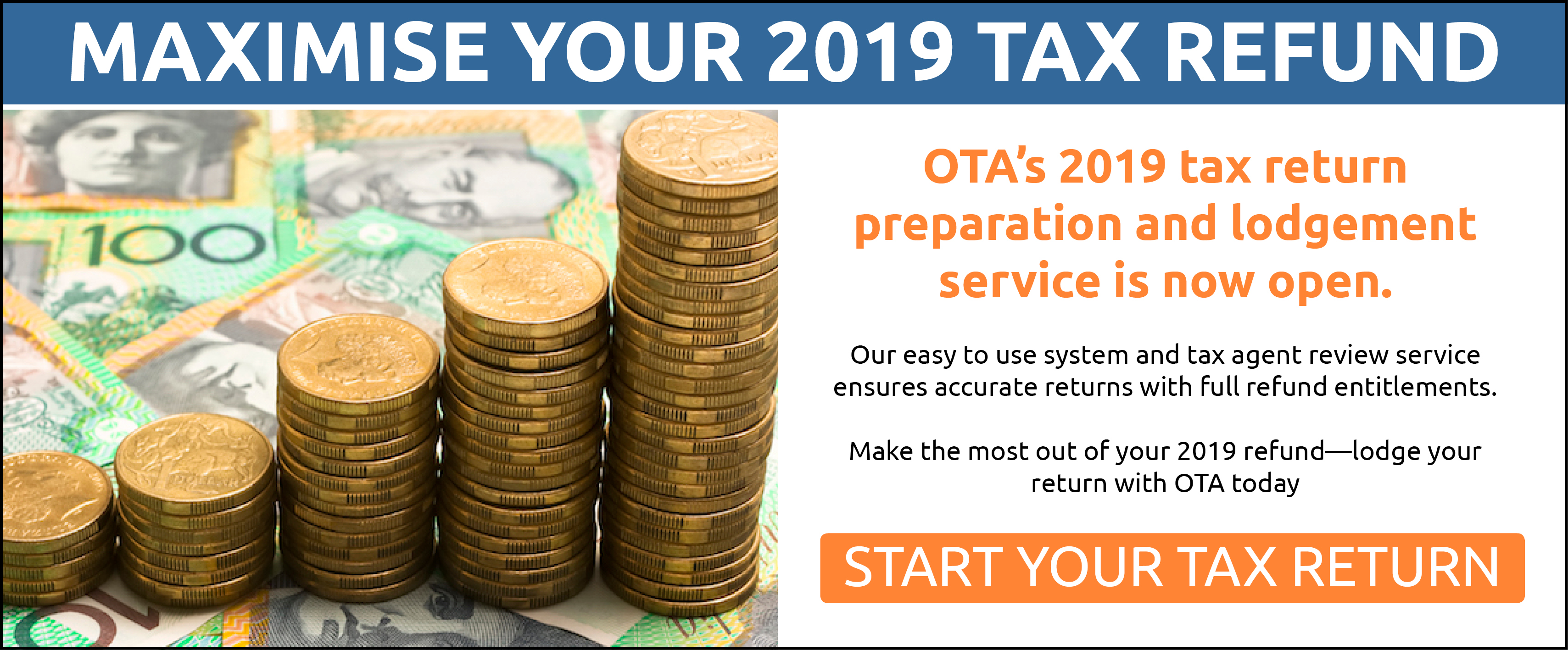 lodge your 2019 tax return online